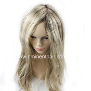Fine Mono Remy Hair Piece for Women