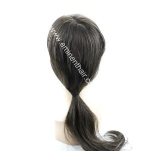Integration Women Hair Prosthesis