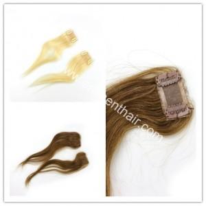 Remy Hair Mono Hair Piece