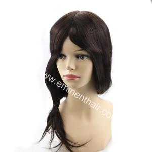 Remy Hair System Women Hair Prosthesis