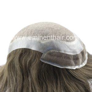 Silk Top Remy Hair Toupee