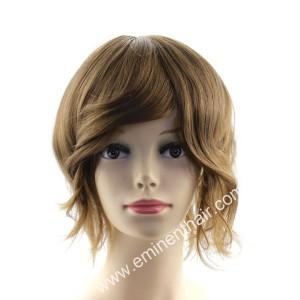 Remy Hair Women Wig