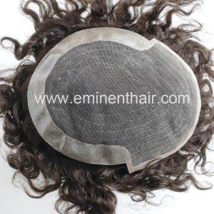 Wavy Hair Prosthesis