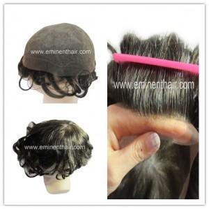 Fine Welded Mono Wig Toupee