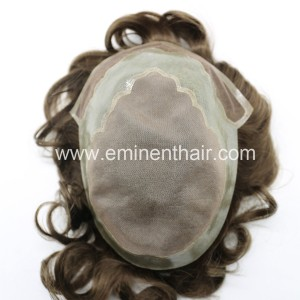 Lace Front Men's Hair Replacement