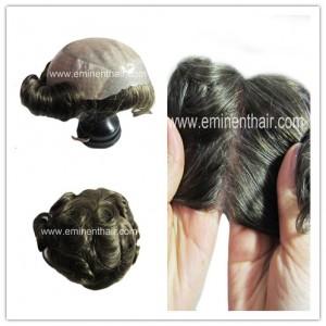 Natural Effect Toupee Hair Piece