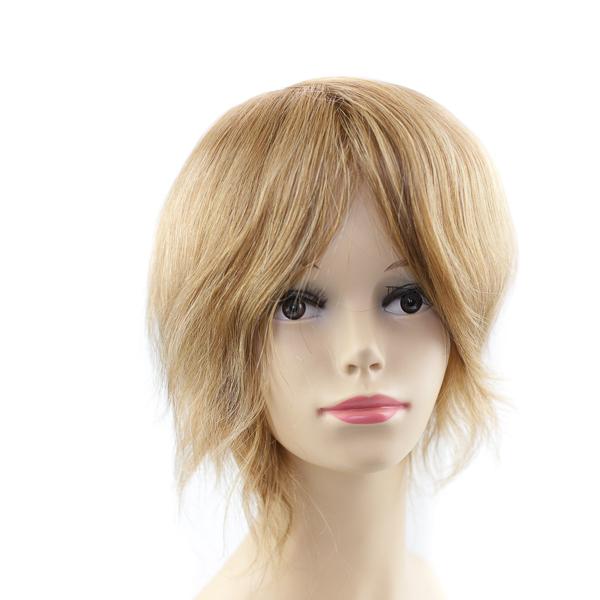 Custom Made European Hair Women Hair Topper