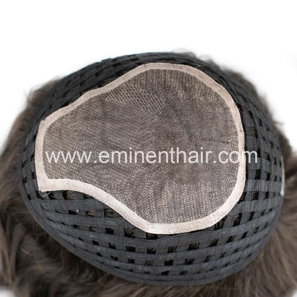 Silk Top Women Virgin Hair Integration Hair Replacement