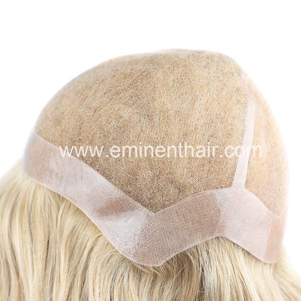 Custom Made Women Lace European Hair Wig