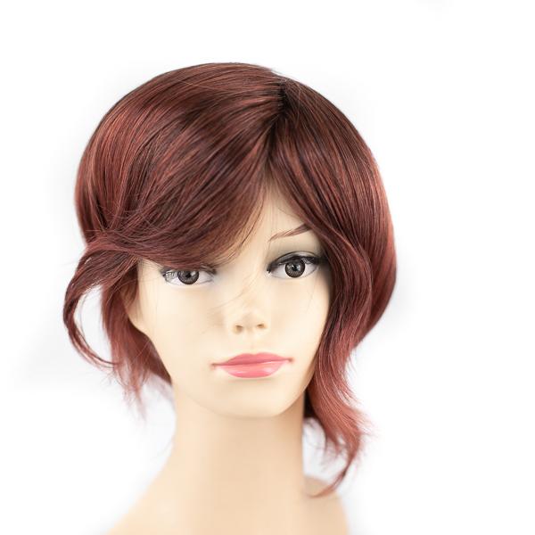 Best Quality Mongolian Hair Skin Women Hair Piece