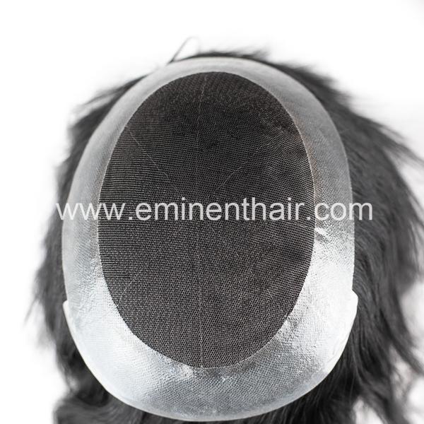 High Quality Human Hair Lace Women Hair System