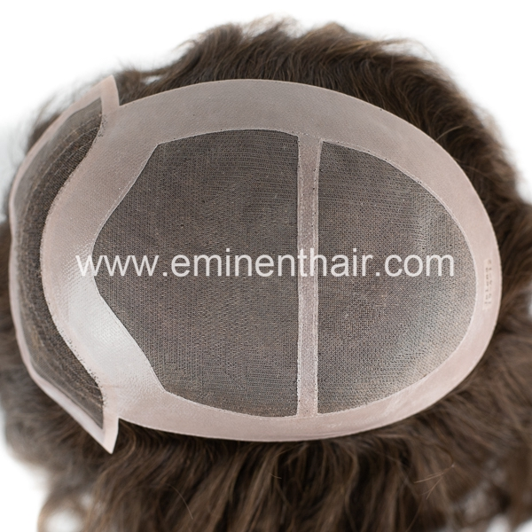 Lace Front Virgin Hair Women Hair Topper