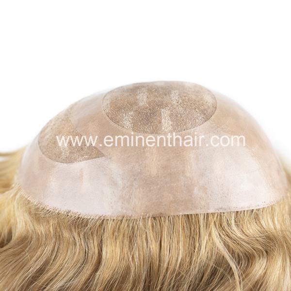 Brazilian Hair Mono Women Hair Prosthesis