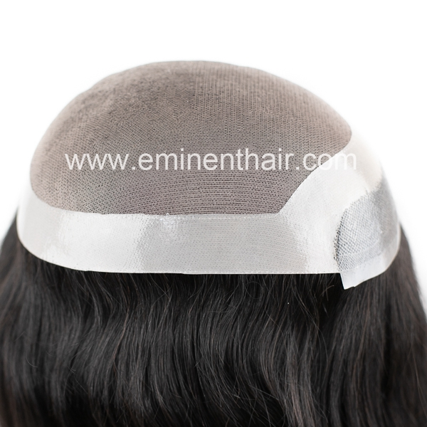 Factory Direct Human Hair Mono Women Hair Piece