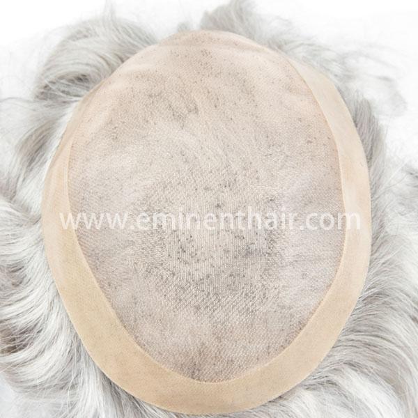 Natural Effect Custom Made Men's Hair Replacement