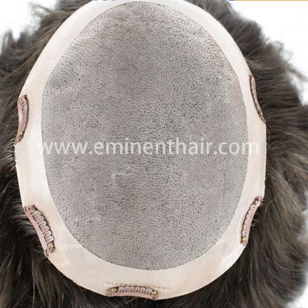 Custom Made Women's Mono Hair Replacement