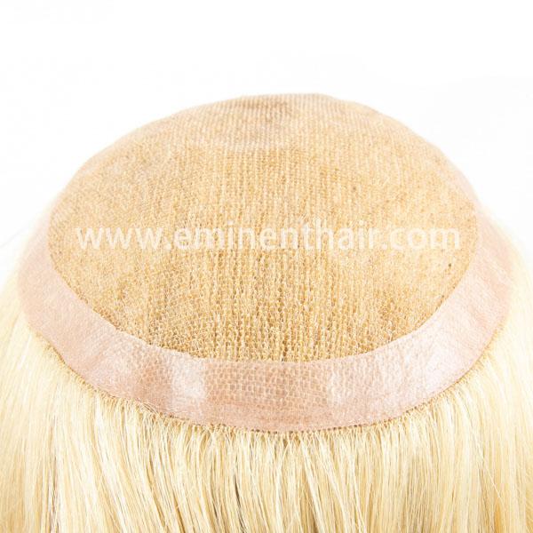 Human Hair Lace Women's Hair Piece
