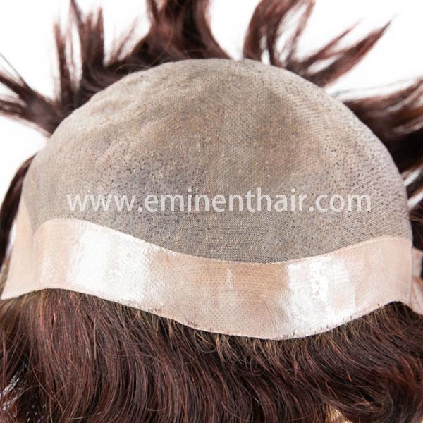 Remy Hair Custom Made Mono Women's Wig